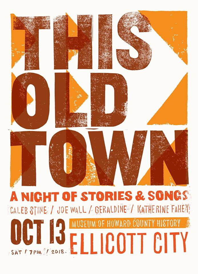 This Old Town: A Night of Stories and Songs